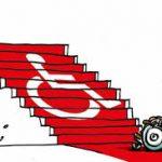 مشکلات زیست شهری معلولان در میز گرد ایران