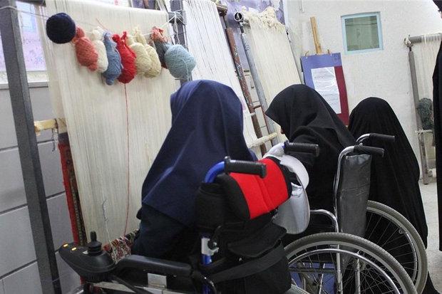 ایجاد ۱۹۰ فرصت شغلی برای معلولان استان مرکزی