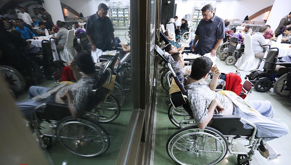 آخرین وضعیت ارائه مسکن به خانواده افراد معلول