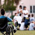 حضور دانشآموزان معلول جسمی – حرکتی در مدارس